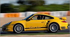 Porsche 911 Turbo, courtesy MSN Autos