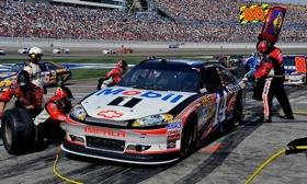 Chevy's 2013 NASCAR race car won't wear the Impala name. Photo by LAT PHOTOGRAPHIC&#xA;