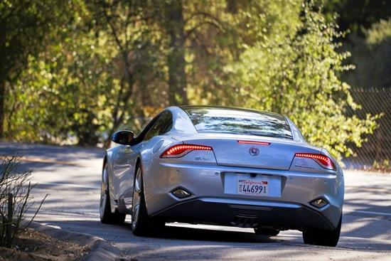 Photo by Fisker Automotive.