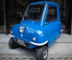 Peel P50 Photo by Peel Engineering.