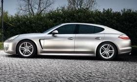 The Porsche Panamera. Photo by Porsche.