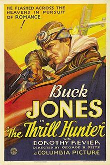 Buck Jones. Image via Google/public domain.