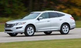 Honda Crosstour Concept. Photo by Honda.