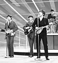 Credit: (© AP file)Caption: The Beatles