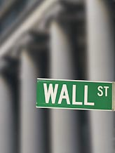 Image: Wall Street sign (&#169; Comstock Images/age fotostock)