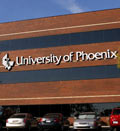 University of Phoenix building (©Joshua Lott/Bloomberg/Getty Images)