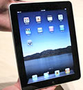 Credit: (&#169; Justin Sullivan/Getty Images)&#xA;Caption: Apple iPad