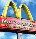 Credit: (© Darren McCollester/Getty Images)Caption: McDonald's restaurant