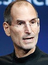 Credit: (© Paul Sakuma/AP)Caption: Apple CEO Steve Jobs