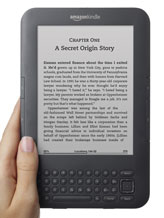 Credit: ( Amazon.com)&#10;Caption: Amazon Kindle