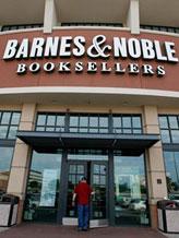 Credit: ((C) Gene J. Puskar/AP)Caption: Barnes and Noble store
