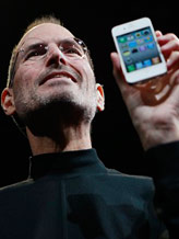 Steve Jobs (©Paul Sakuma/AP)