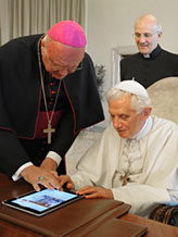 Credit: Osservatore Romano, HO/AP