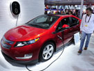 Chevrolet Volt (© ROBYN BECK/AFP/Getty Images)