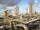 Image: Natural gas plant (© Kevin Burke/Corbis)