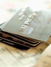 Image: Credit card (© Corbis)