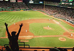 Fenway Park (© Jerry Driendl/Getty Images)