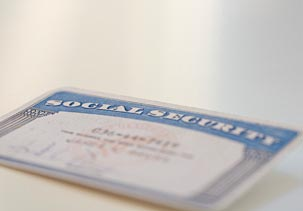 Social Security Card (© Tom Grill/Photographers Choice RF/Getty Images)