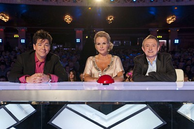 The Judges (C) ITV Britain's Got Talent