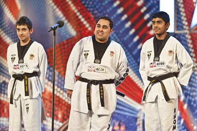 TKD (C) ITV Britain's Got Talent