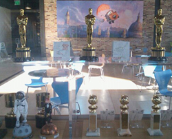 Pixar's award collection, MSN UK