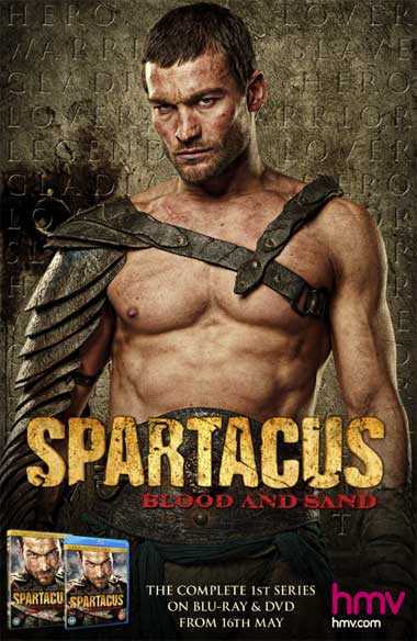 Spartacus Blood and Sand (Premier PR)