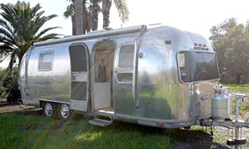 1978 Airstream trailer (Courtesy of Hofmann Architecture)