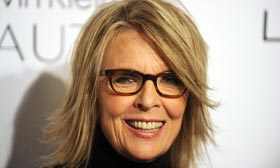 Diane Keaton (© Gabriel Bouys/Getty Images)