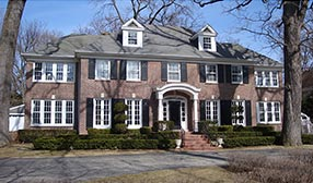 House featured in the movie 'Home Alone' ( Coldwell Banker Real Estate)