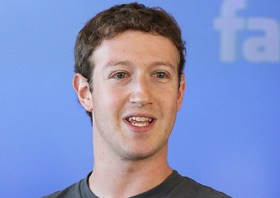 Mark Zuckerberg ( Justin Sullivan/Getty Images)