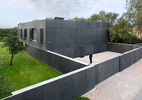 Safe House designed by KWK Promes (© KWK Promes)