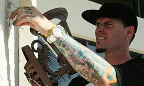 Photo courtesy of DIY The Vanilla Ice Project/Scripps Networks