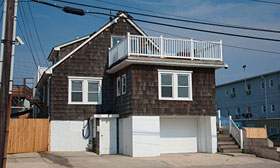 Jersey Shore house in Seaside Heights, New Jersey ( Dave Kotinsky/Getty Images)