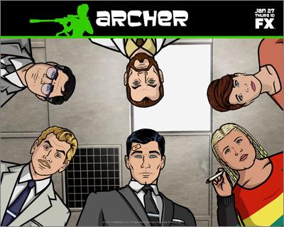 Archer F/X