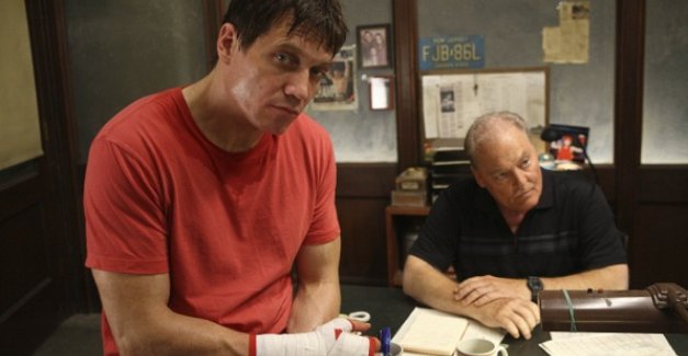 Holt McCallany, Stacy Keach