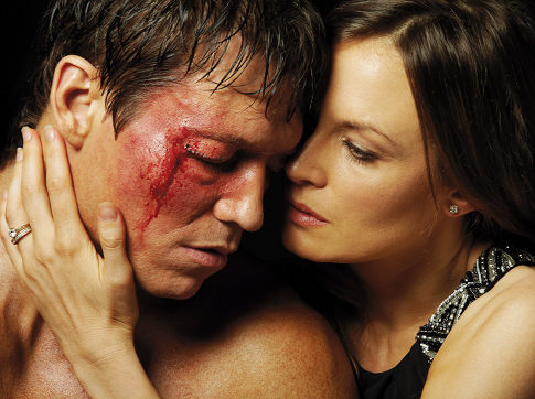 Holt McCallany, Catherine McCormack