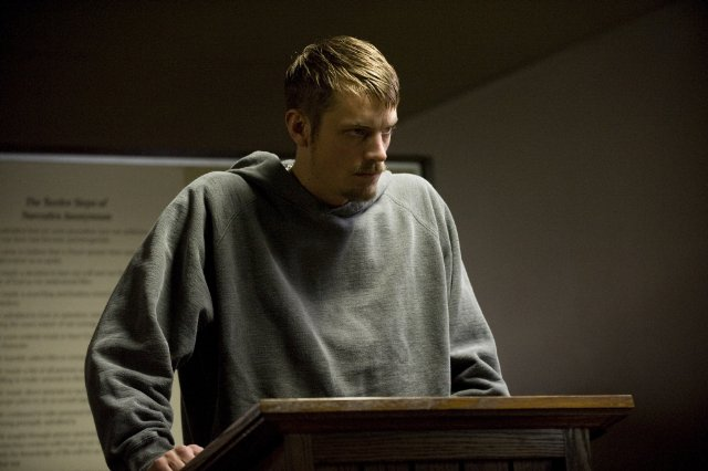 Joel Kinnaman in The Killing