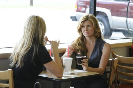 Aimee Teagarden, Connie Britton