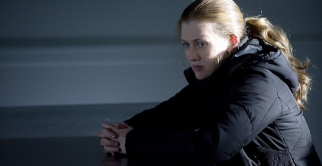 Mireille Enos in The Killing