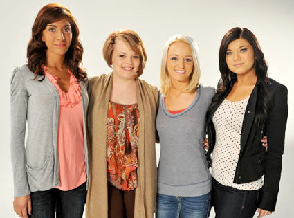 Teen Mom photo courtesy MTV