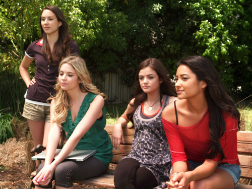 Pretty Little Liars photo courtesy ABC Family