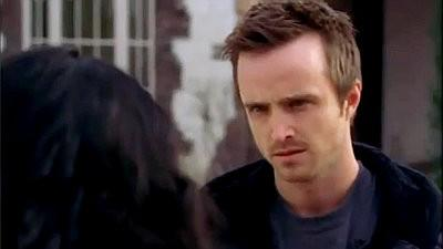 (the awesome) Aaron Paul