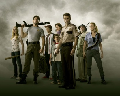 'Walking Dead'/AMC