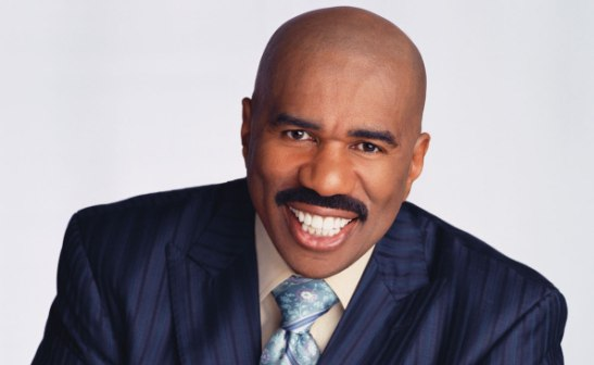 steve harvey developing daytime talker