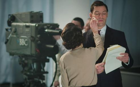 Dominic West in The Hour