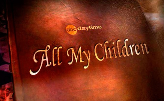 ABC closes the book on All My Chlidren