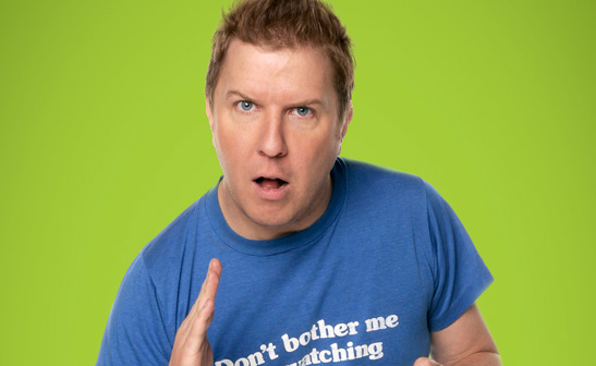 'Nick Swardson's Pretend Time'/Comedy Central