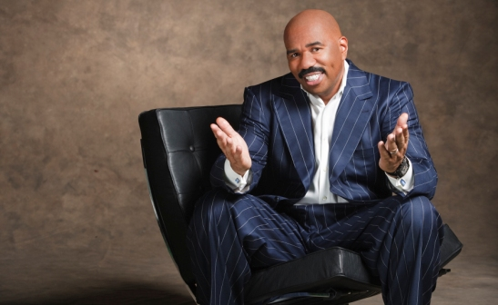 Steve Harvey finds a home on daytime