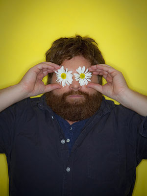 zach galifianakis gq interview. Zach Galifianakis certainly