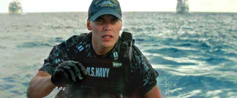 Taylor Kitsch in 'Battleship'